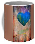 Earthy Heart Coffee Mug