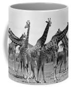 East Africa: Giraffe Coffee Mug
