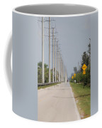 East Bound And Down Coffee Mug