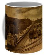 East Bound Coffee Mug