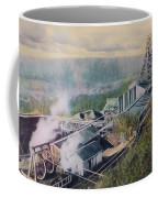 East Brookside Mine Shaft Coffee Mug