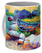 East Coast Boat Coffee Mug