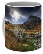 East Face Tryfan Snowdonia Coffee Mug