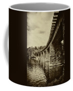 East Falls Rail Road Bridge Coffee Mug