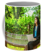 East Indian American College Student Coffee Mug