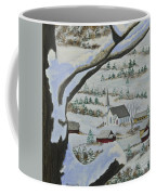 East Orange Vermont Coffee Mug