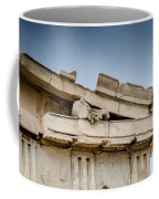 East Pediment - Parthenon Coffee Mug