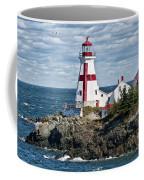 East Quoddy Lighthouse Coffee Mug