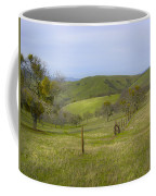 East Ridge Trail Barbed Wire Coffee Mug