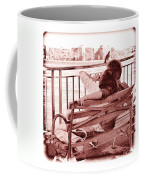 East River Lovers Coffee Mug