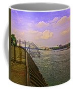 East River View Looking North Coffee Mug