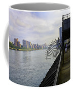 East River View Looking South Coffee Mug