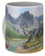East Rosebud Montana Coffee Mug