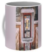 East Side Pay Phone Coffee Mug