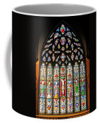 East Stained Glass Window Christ Church Cathedral 1 Coffee Mug