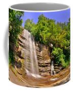 Eastatoe Falls/twin Falls 2 Coffee Mug