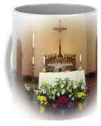 Easter Alter Coffee Mug