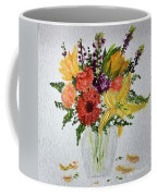 Easter Arrangement Coffee Mug