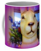 Easter Bunny Bouquet Coffee Mug