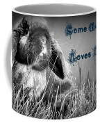 Easter Card Coffee Mug