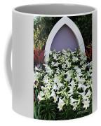 Easter Lillies Coffee Mug