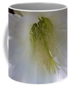 Easter Lily Cactus Coffee Mug