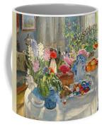 Easter Table Coffee Mug