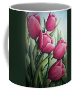 Easter Tulips Coffee Mug