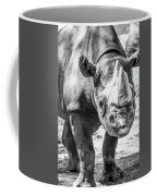 Eastern Black Rhinoceros Coffee Mug