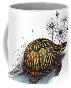 Eastern Box Turtle Coffee Mug
