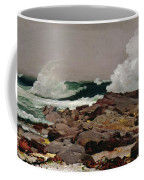 Eastern Point Coffee Mug by Winslow Homer