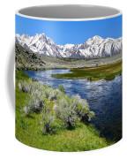 Eastern Sierra Mountains Coffee Mug