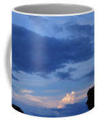 Eastern Sunset Over Hidden Lakes Coffee Mug
