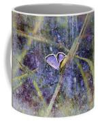 Eastern Tailed Blue Coffee Mug