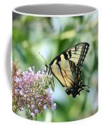 Eastern Tiger Swallowtail 2 Coffee Mug