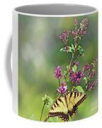 Eastern Tiger Swallowtail No. 4 Coffee Mug