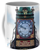 Eastgate Clock In Chester Coffee Mug