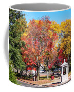 Easthampton Center In The Fall Coffee Mug