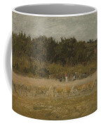 Eastman Johnson 1824 - 1906 Landscape Sketch Coffee Mug