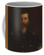 Eastman Johnson 1824 - 1906 Portrait Of Commodore Philip Carrigan Johnson, Jr. Coffee Mug