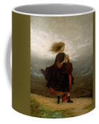 Eastman Johnson - The Girl I Left Behind Me Coffee Mug