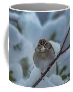 Eating Snow Coffee Mug