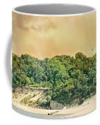 Eaton's Neck Lighthouse Circa 1798 Coffee Mug