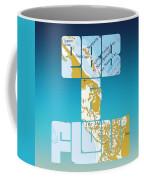 Ebb And Flow Bahamas Coffee Mug