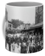 Ebbets Field Crowd 1920 Coffee Mug