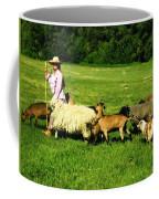 Ecclesia-the Joyful Flock Coffee Mug