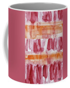 Coneflowers Particles Coffee Mug