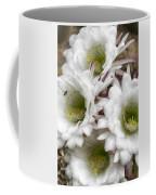 Echinopsis Blossoms  Coffee Mug