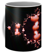 Echoing Candles  Coffee Mug