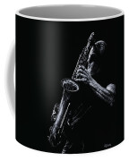 Eclectic Sax Coffee Mug
